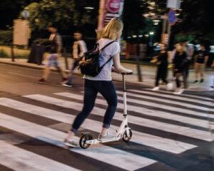 Vehículos de movilidad personal ante la seguridad vial