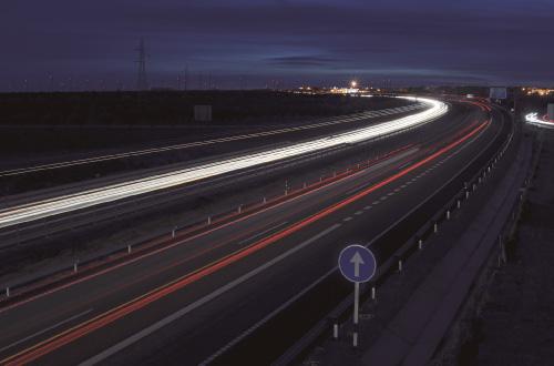 Iluminación adecuada para una conducción segura