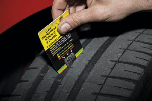 Dibujo del neumático
